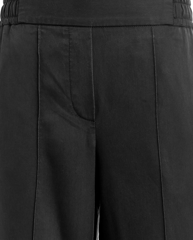 Серые брюки с лампасами Gulliver