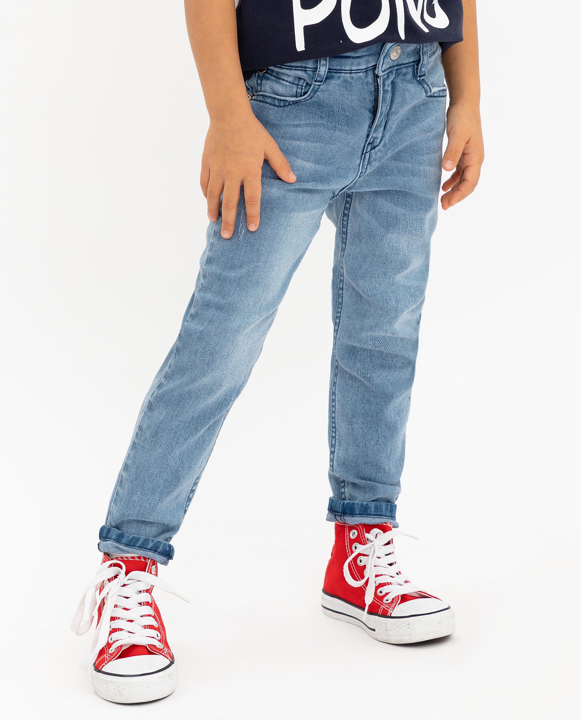 Купить 12003GMC6305, Голубые джинсы Gulliver, голубой, 104, Женский, ВЕСНА/ЛЕТО 2020 (shop: GulliverMarket Gulliver Market)