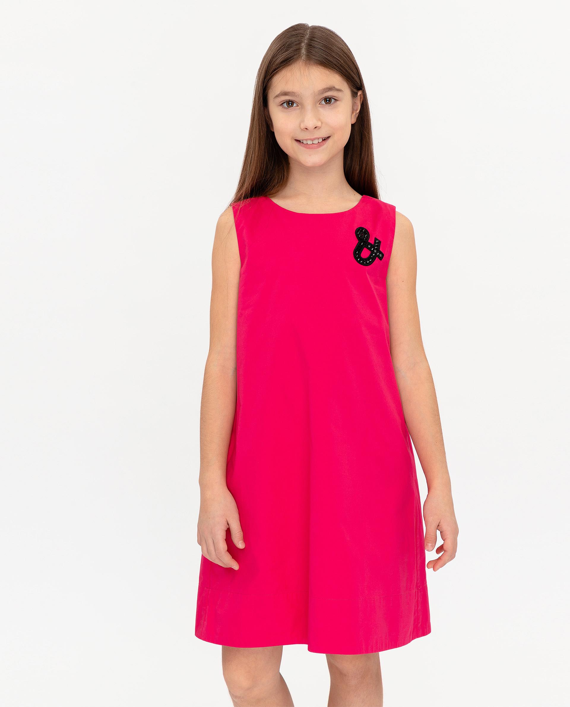 Купить 12007GJC2501, Розовое платье Gulliver, розовый, 146, Женский, ВЕСНА/ЛЕТО 2020 (shop: GulliverMarket Gulliver Market)