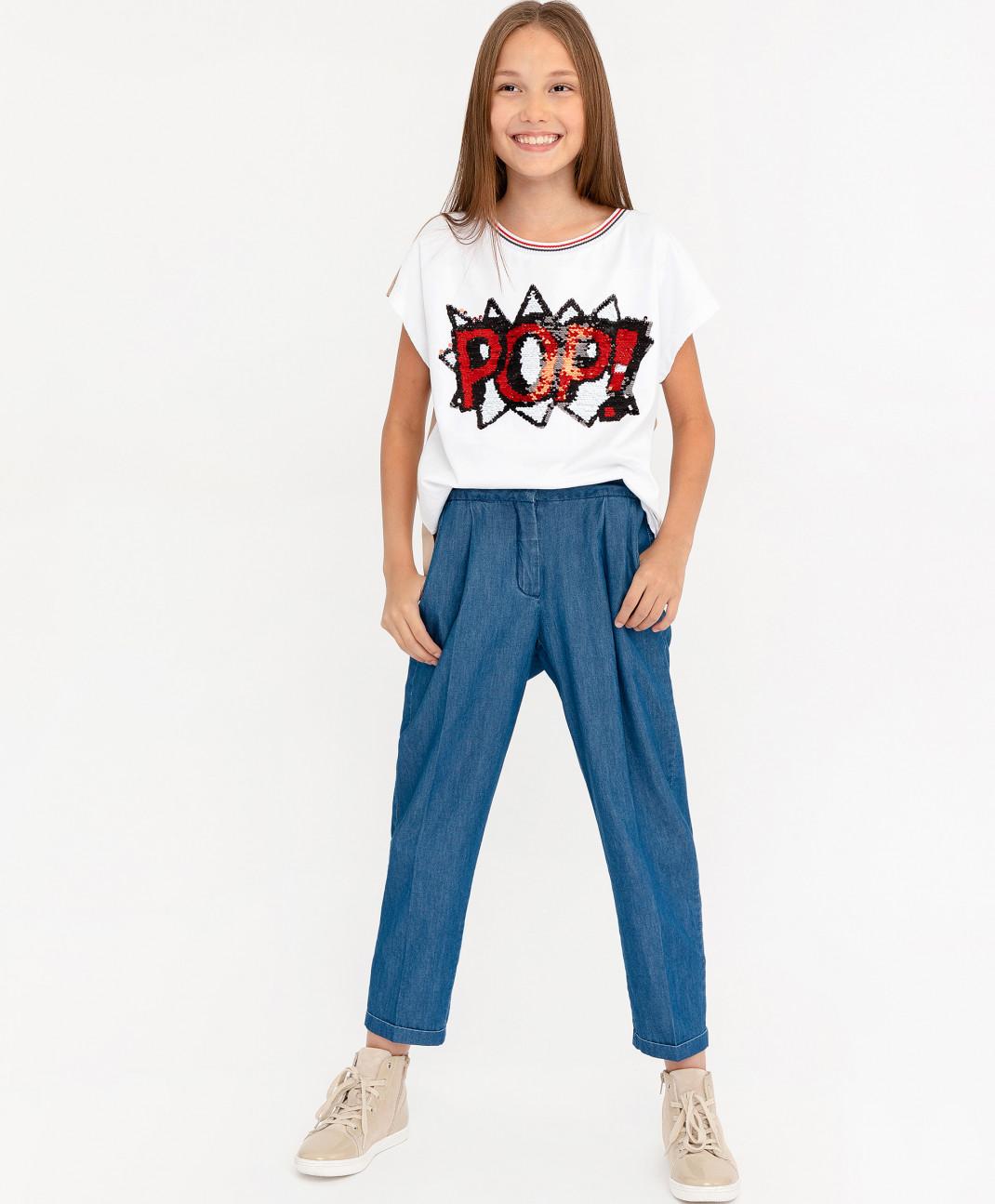 Gulliver Брюки из джинсовой ткани Gulliver