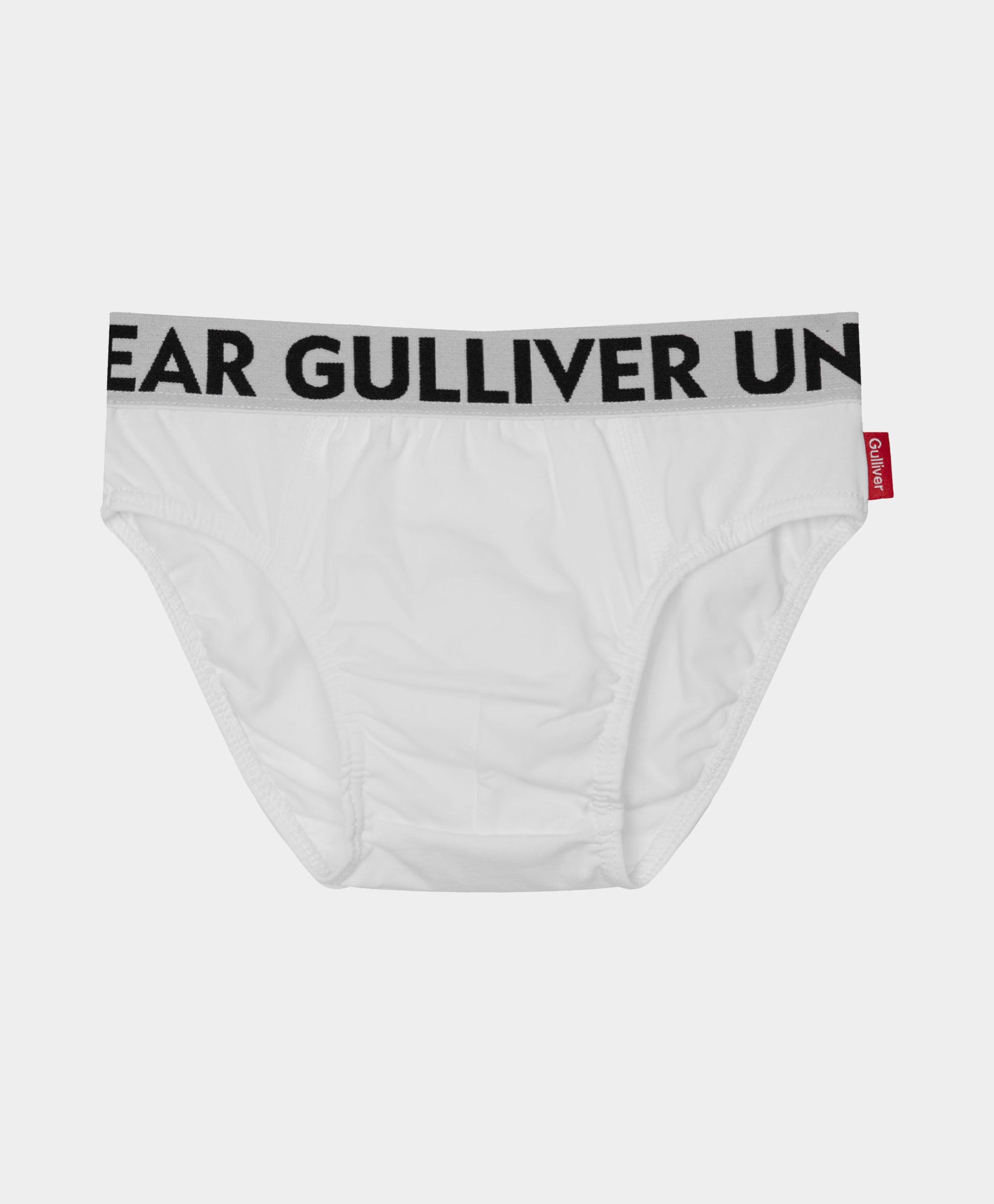 Купить 12100BC9601, Комплект трусов 3 шт Gulliver, мультицвет, 146-152, Хлопок, Мужской, Лето, ВЕСНА/ЛЕТО 2021 (shop: GulliverMarket Gulliver Market)