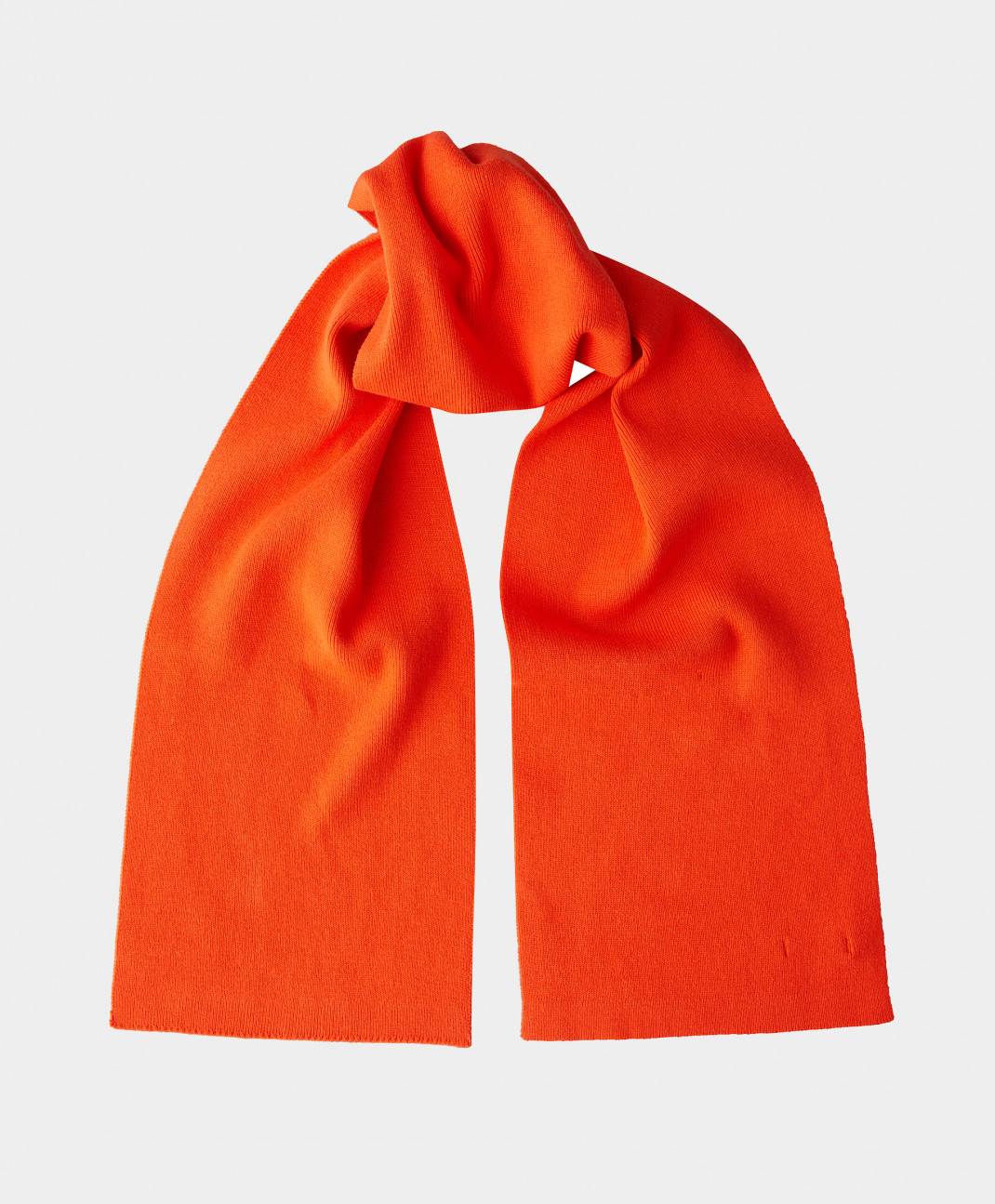 Gulliver Шарф вязаный оранжевый Gulliver