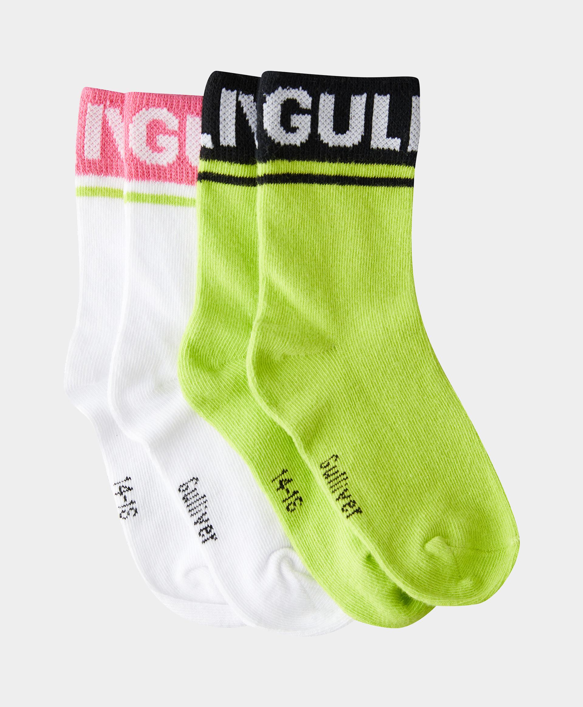Купить 12103GMС8508, Комплект носков 2 пары Gulliver, 14-16, Хлопок, Женский, Лето, ВЕСНА/ЛЕТО 2021 (shop: GulliverMarket Gulliver Market)