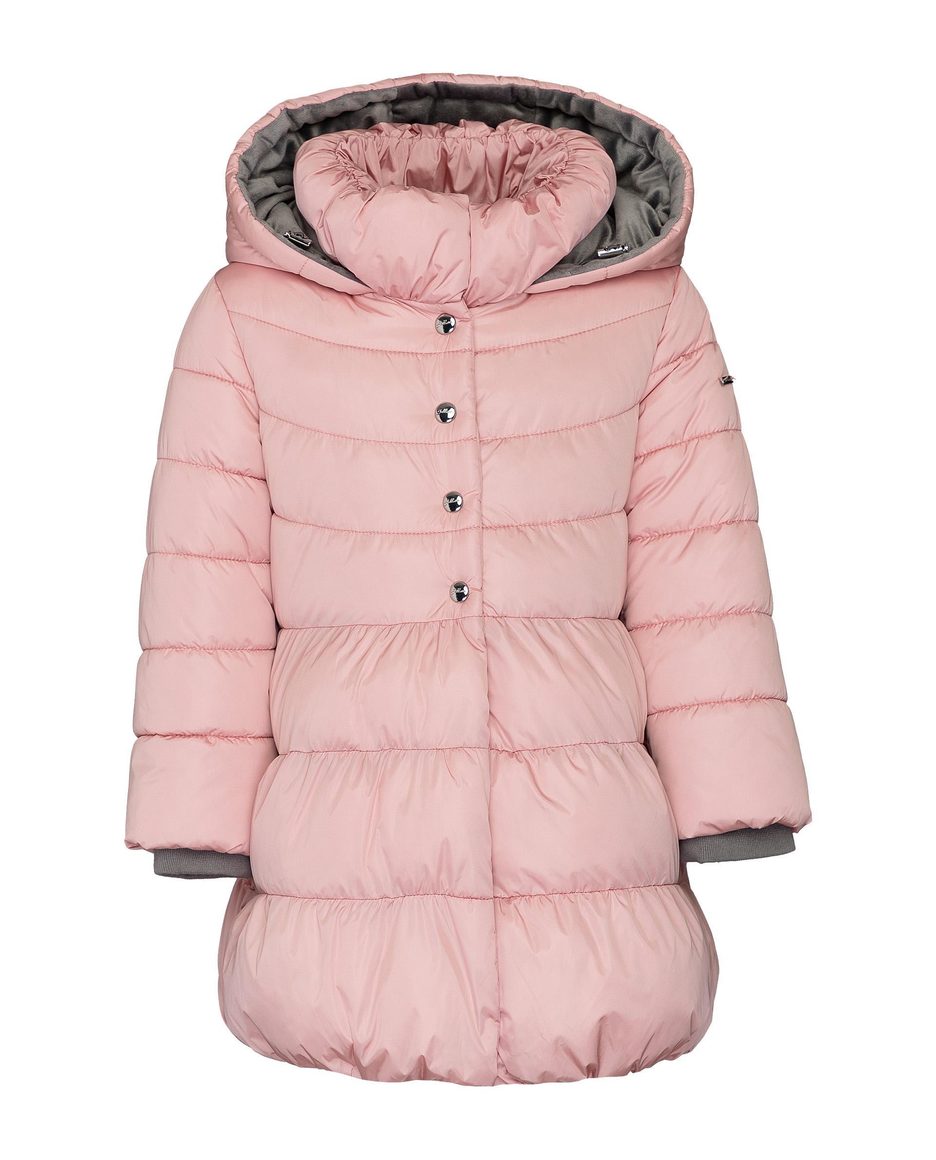 Купить 21901GMC4503, Розовое зимнее пальто Gulliver, розовый, 98, Женский, ОСЕНЬ/ЗИМА 2020-2021 (shop: GulliverMarket Gulliver Market)