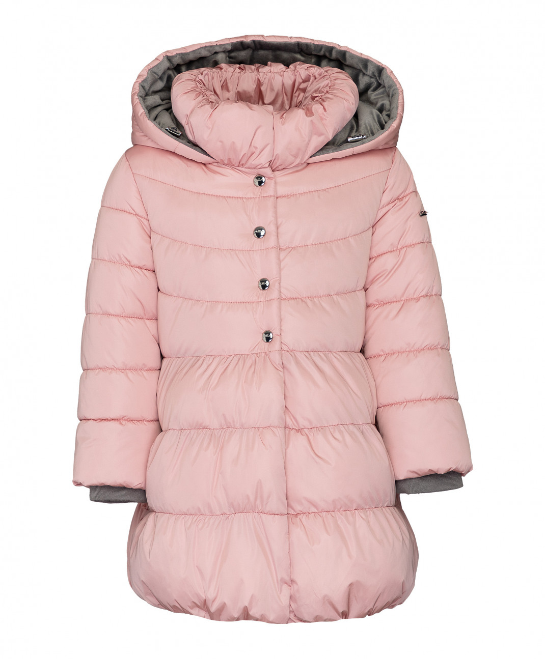 Gulliver Розовое зимнее пальто Gulliver