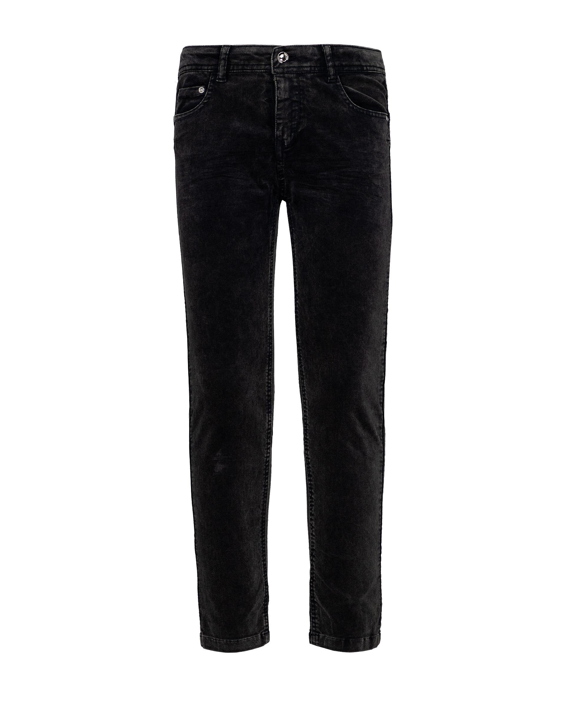 Серые брюки Gulliver 21909GJC6305 серого цвета