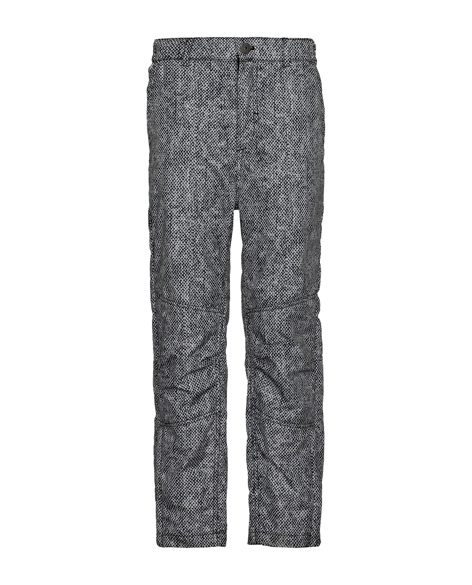 Купить 21910BJC6401, Серые утепленные демисезонные брюки Gulliver, серый, 158, Мужской, ОСЕНЬ/ЗИМА 2019-2020 (shop: GulliverMarket Gulliver Market)