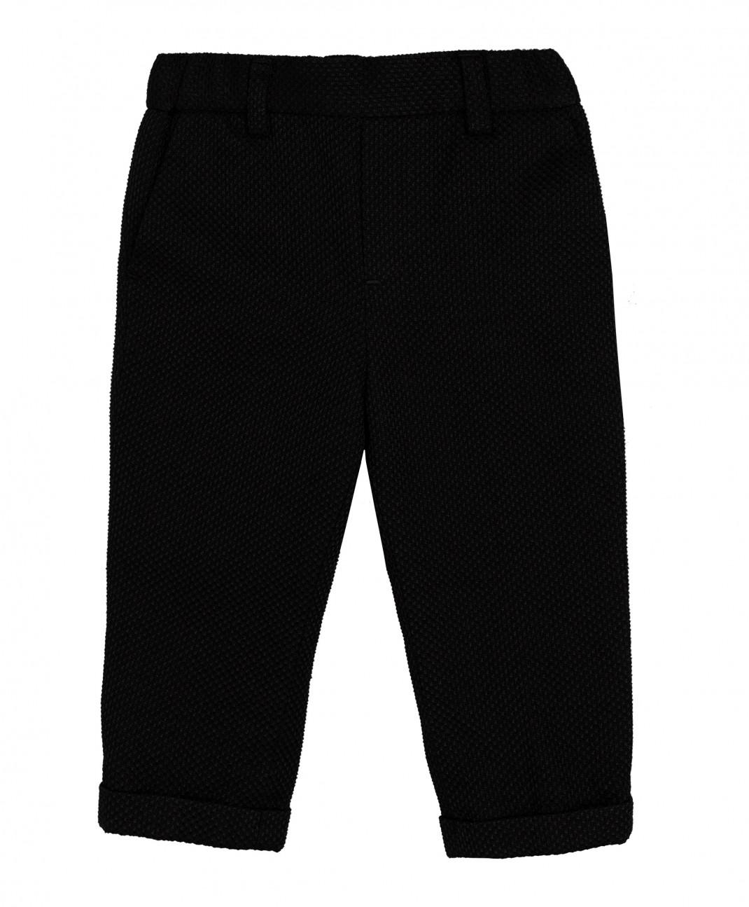 Gulliver Baby Черные брюки Gulliver