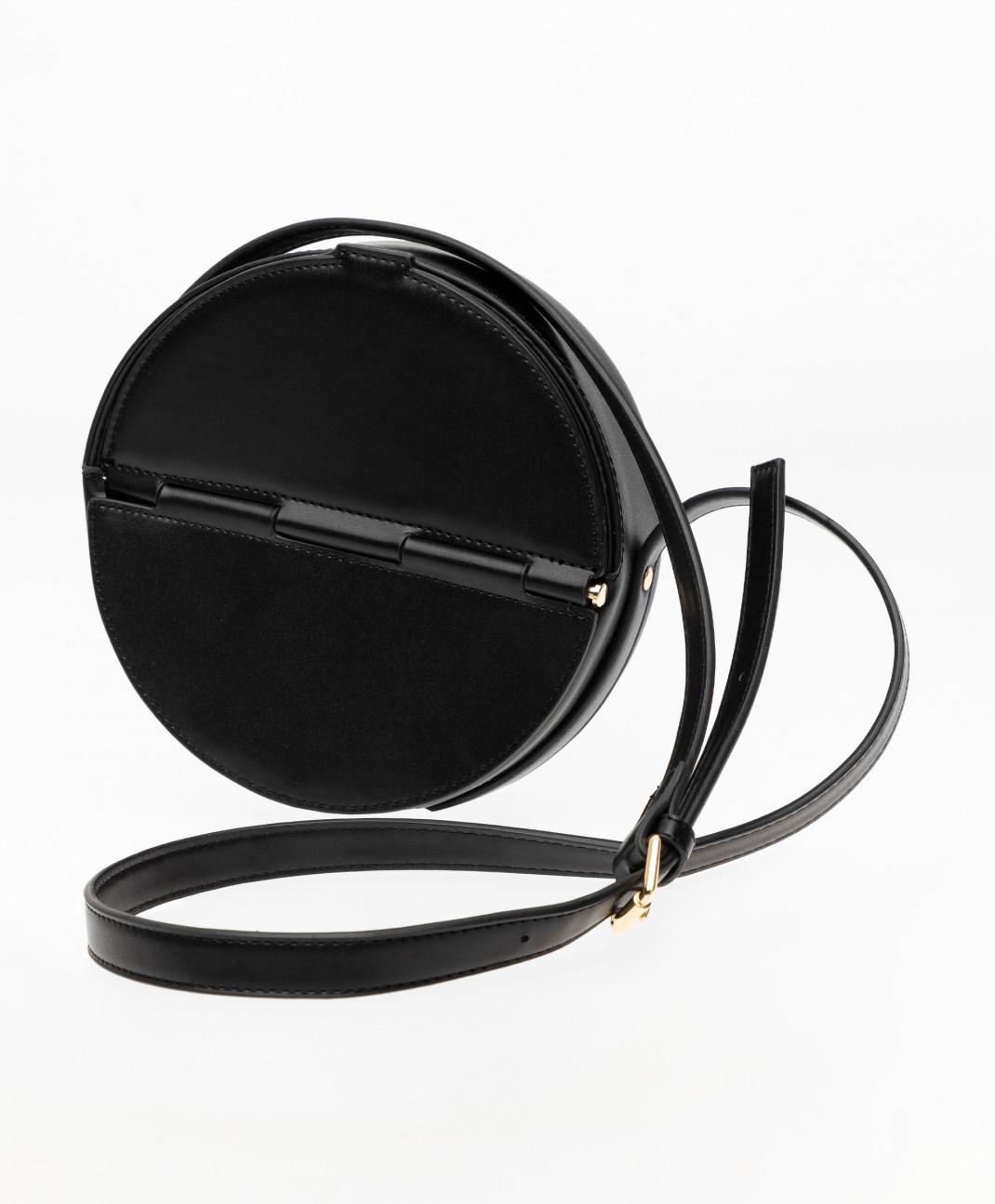 Gulliver Черная круглая сумка Gulliver