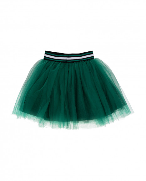Зеленая юбка Gulliver
