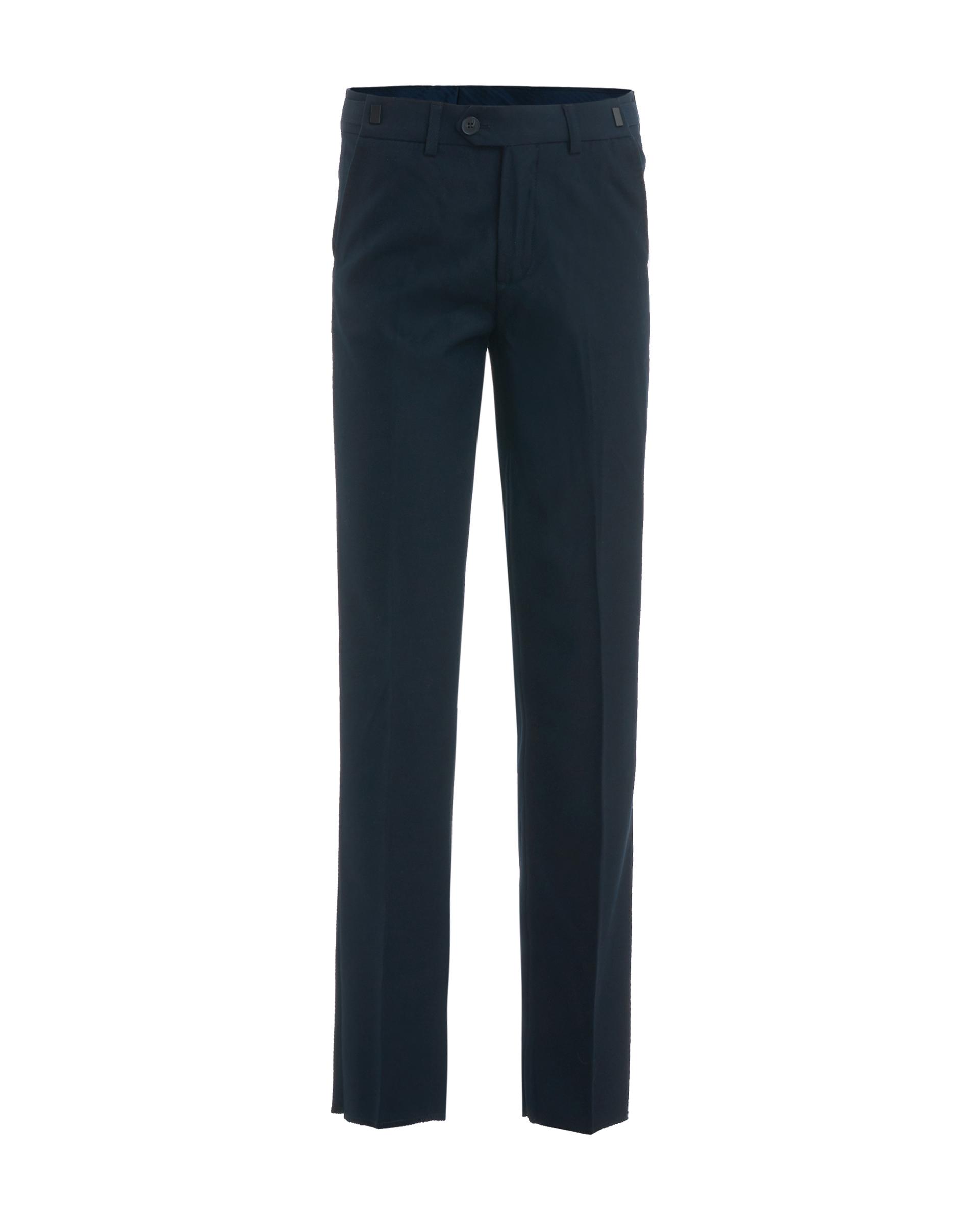 Купить 219GSBC6302, Синие брюки Gulliver, синий, 128, Мужской, ШКОЛЬНАЯ ФОРМА 2019-2020 (shop: GulliverMarket Gulliver Market)