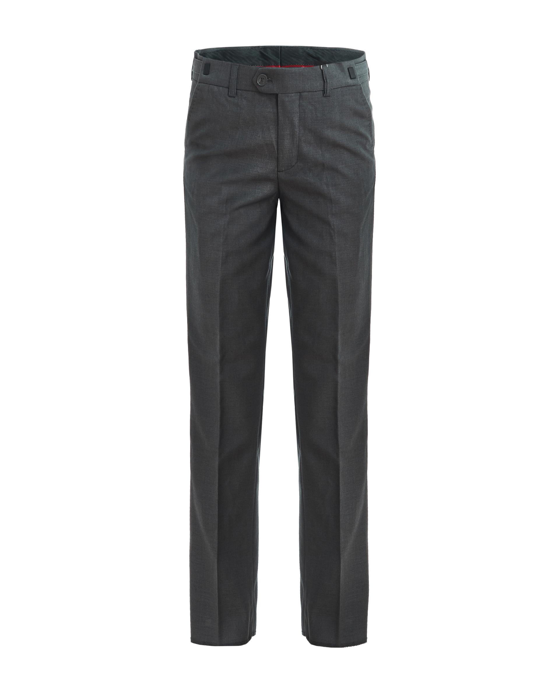 Купить 219GSBC6303, Серые брюки Gulliver, серый, 170, Мужской, ШКОЛЬНАЯ ФОРМА 2019-2020 (shop: GulliverMarket Gulliver Market)
