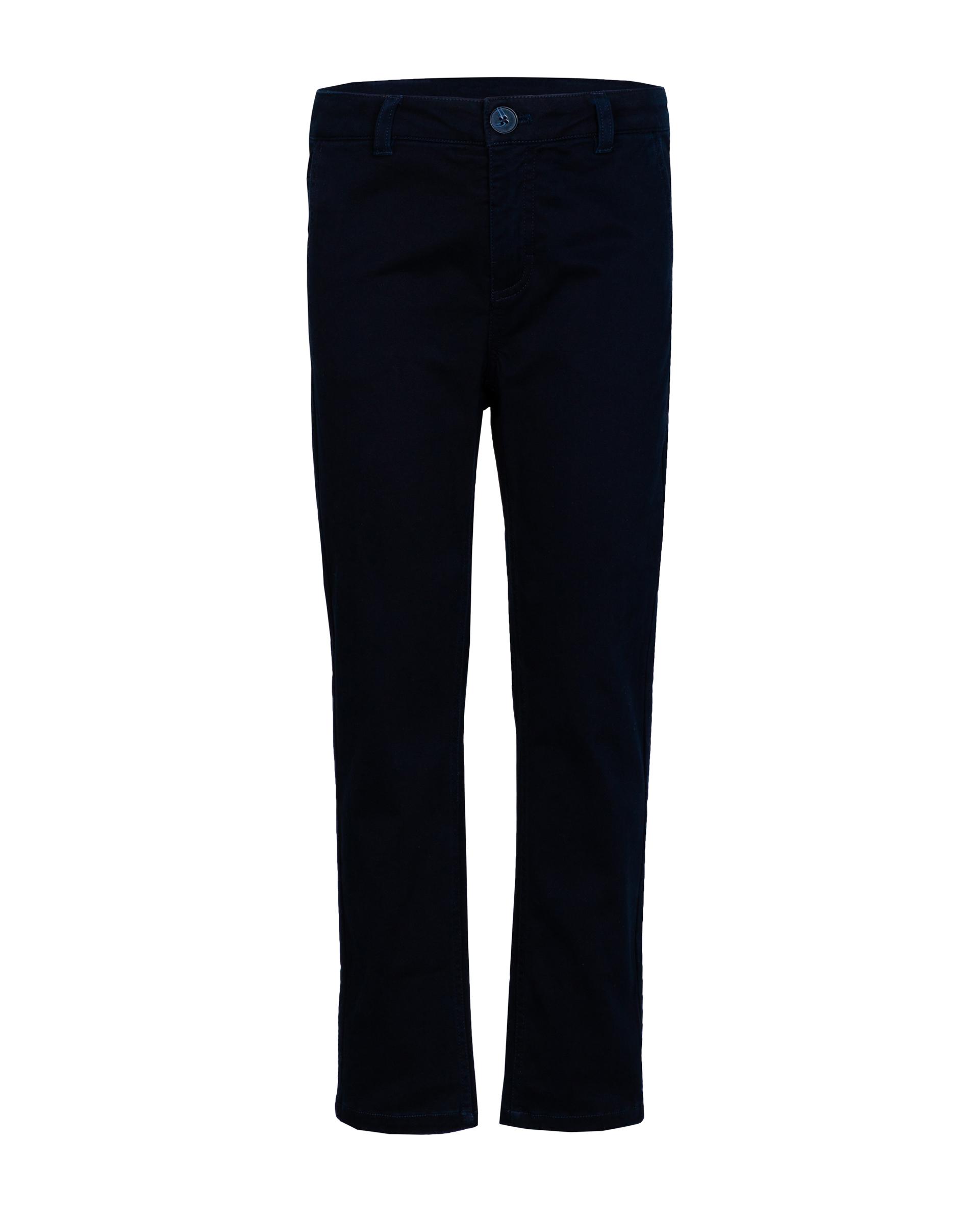 Купить 219GSBC6307, Синие брюки Gulliver, синий, 128, Мужской, ШКОЛЬНАЯ ФОРМА 2019-2020 (shop: GulliverMarket Gulliver Market)