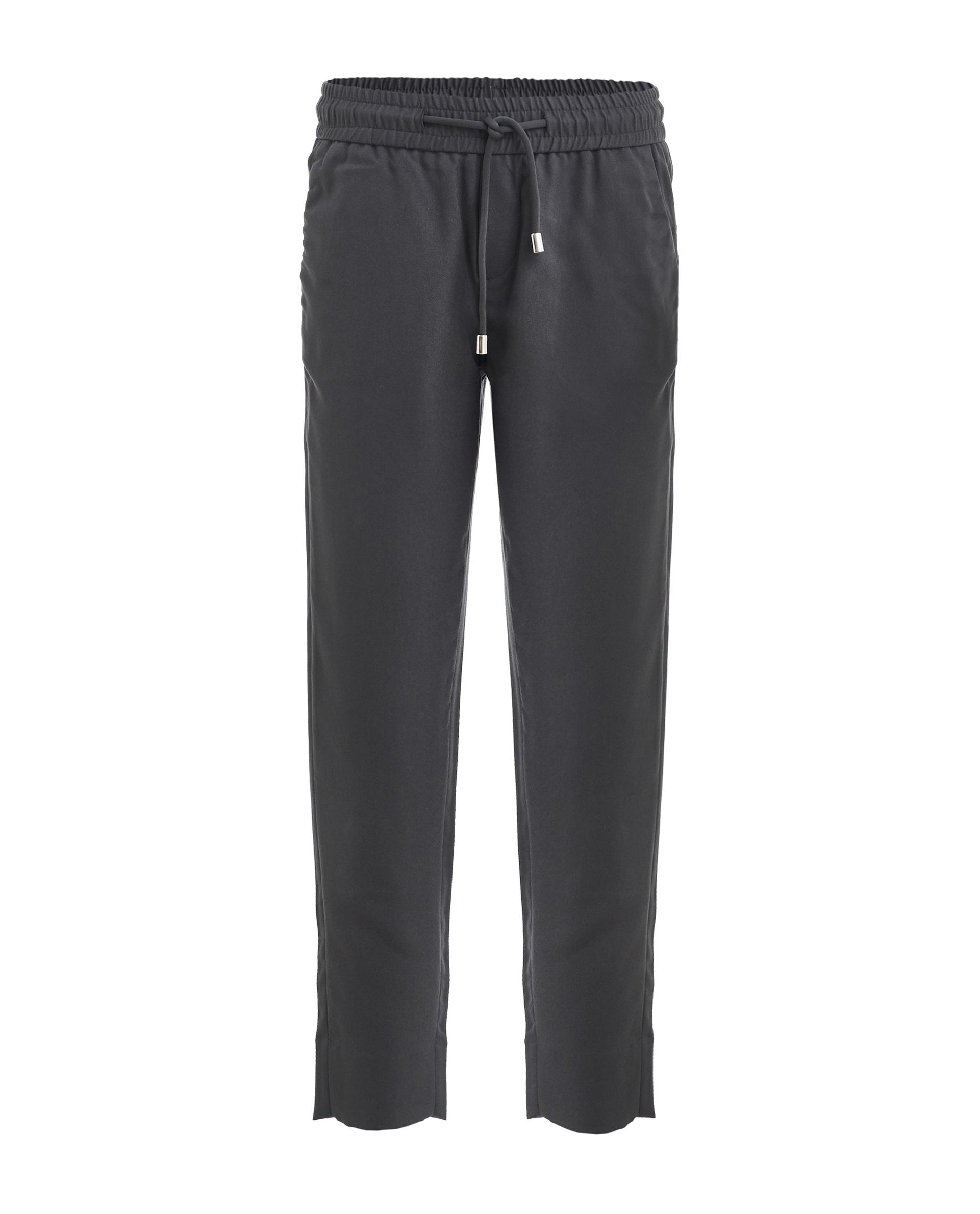 Купить 219GSGC6307, Серые брюки на резинке Gulliver, серый, 170, Женский, ШКОЛЬНАЯ ФОРМА 2019-2020 (shop: GulliverMarket Gulliver Market)