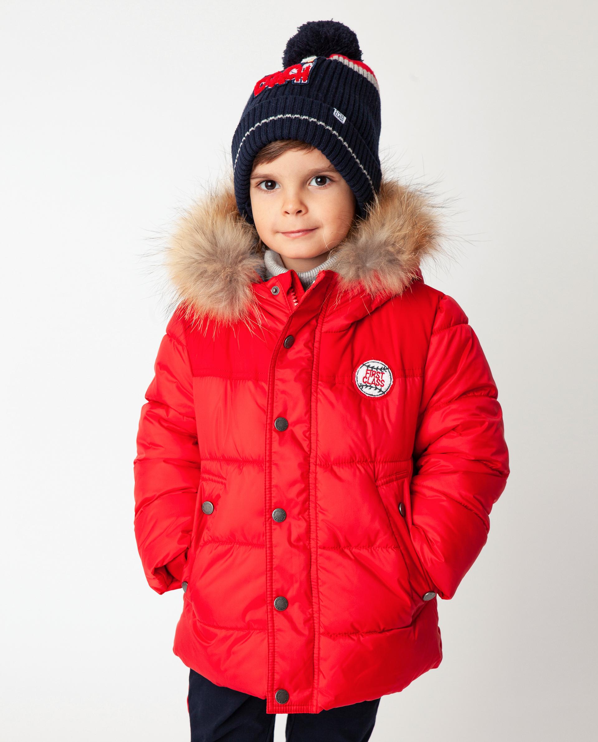 Купить 22005BMC4104, Красная куртка зимняя Gulliver, красный, Полиэстер, Мужской, Зима, ОСЕНЬ/ЗИМА 2020-2021 (shop: GulliverMarket Gulliver Market)