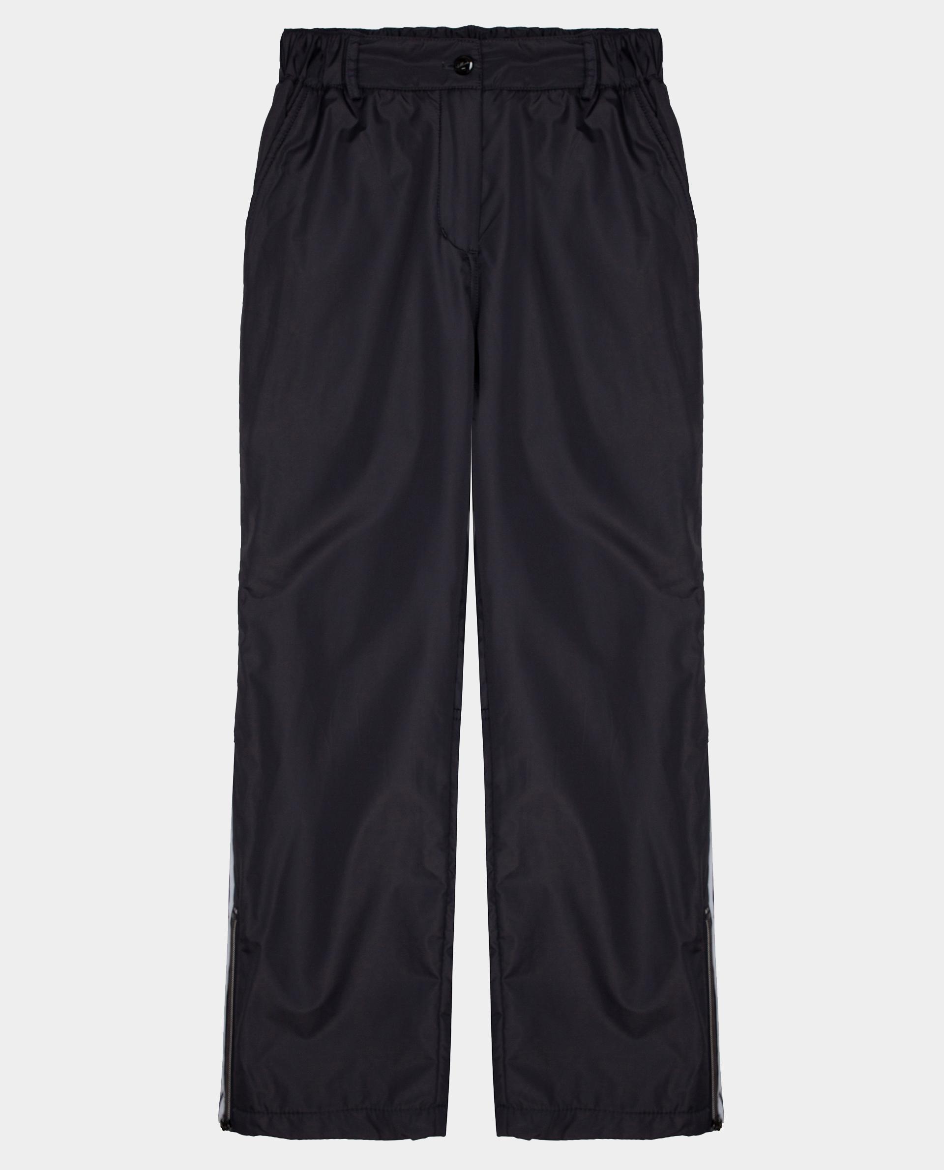 Купить 22008GJC6406, Серые брюки утепленные демисезонные Gulliver, серый, 158, Полиэстер, Женский, Демисезон, ОСЕНЬ/ЗИМА 2020-2021 (shop: GulliverMarket Gulliver Market)