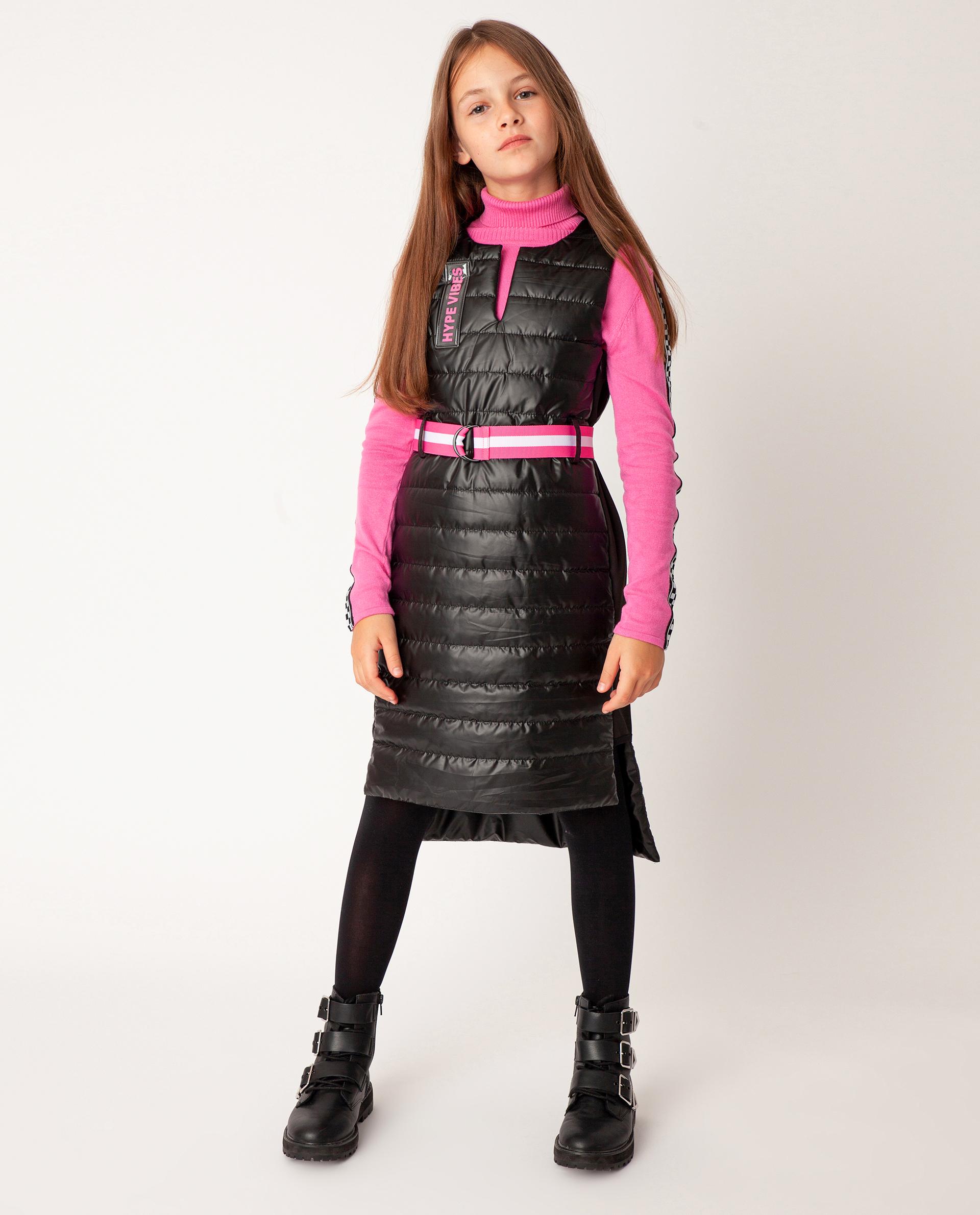 Купить 22009GJC3201, Розовая водолазка Gulliver, розовый, 170, Вязаный трикотаж, Женский, Демисезон, ОСЕНЬ/ЗИМА 2020-2021 (shop: GulliverMarket Gulliver Market)