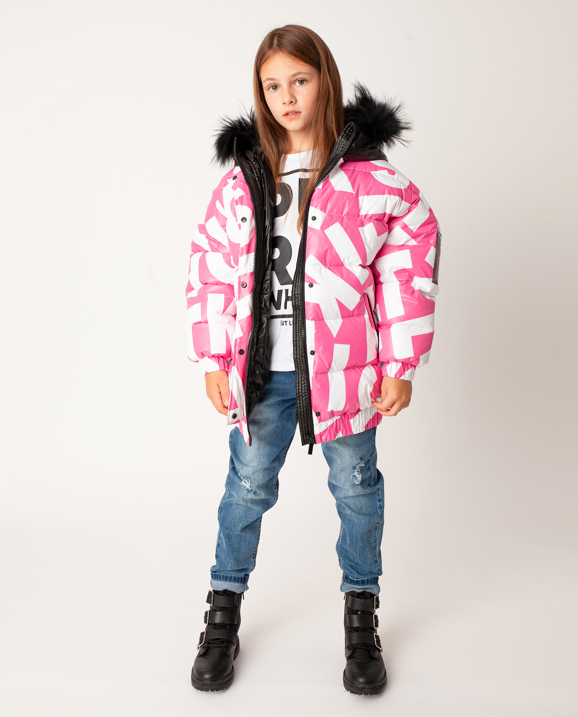 Купить 22009GJC4102, Розовая куртка зимняя Gulliver, розовый, 164, Полиэстер, Женский, Зима, ОСЕНЬ/ЗИМА 2020-2021 (shop: GulliverMarket Gulliver Market)