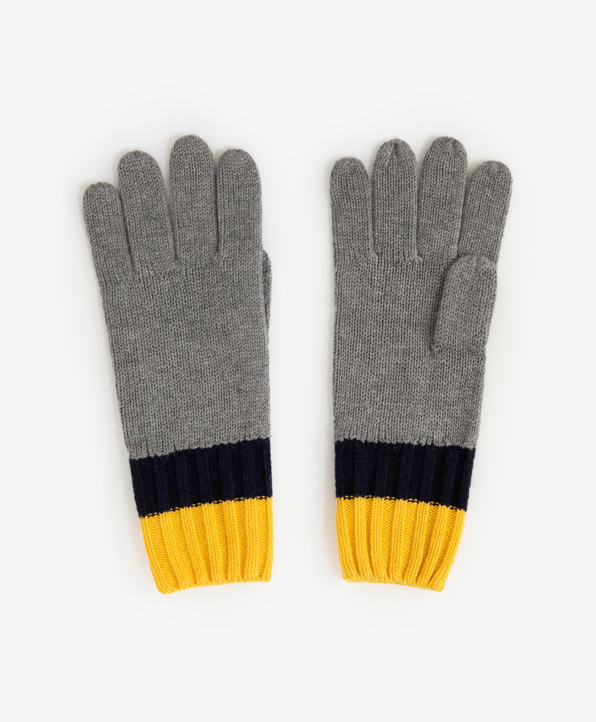 Перчатки вязаные Gulliver 22011BJC7605