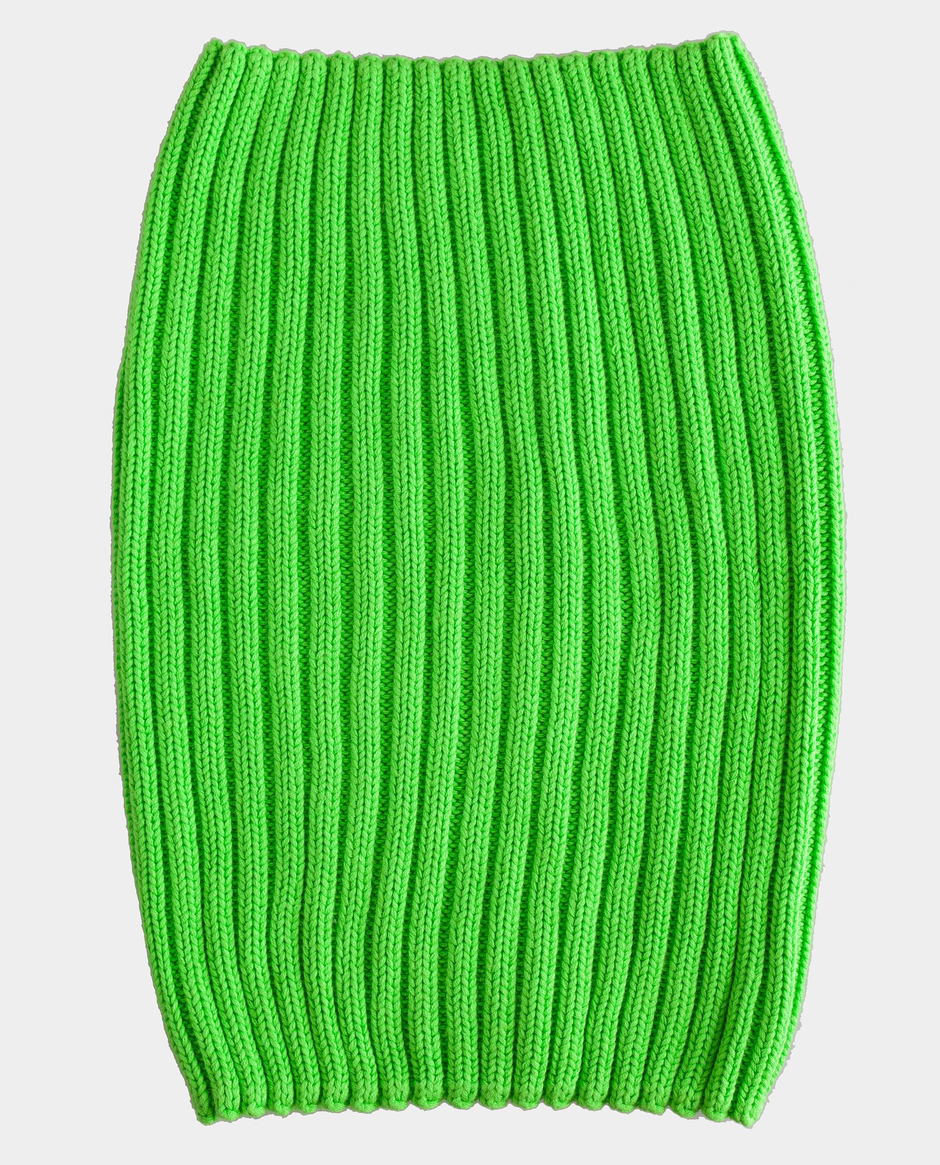 Зеленый воротник вязаный Gulliver 22012BJC7504 зеленого цвета
