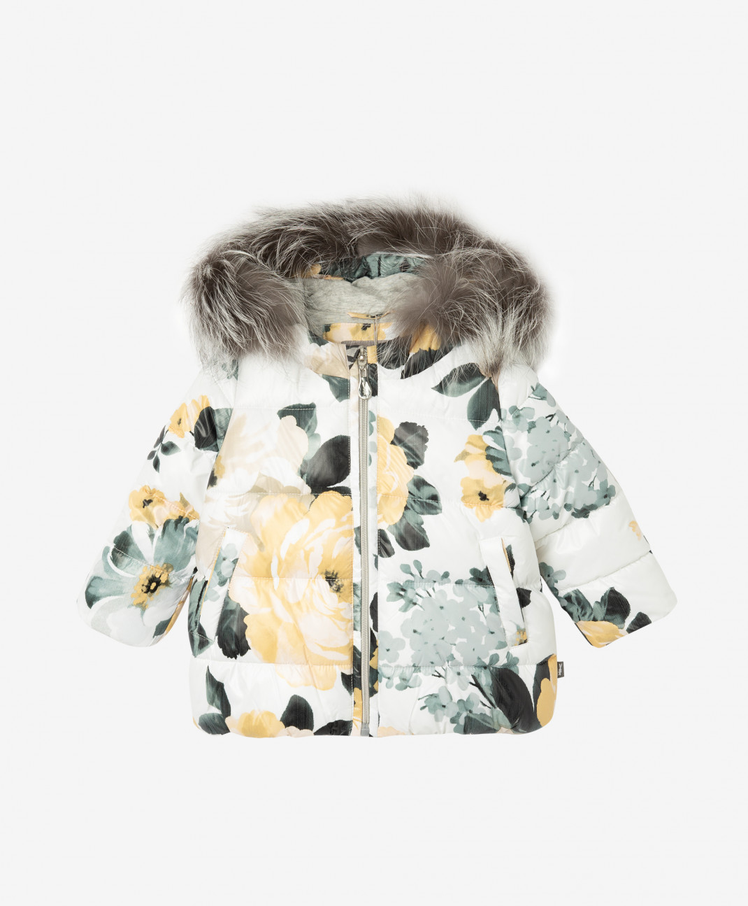 Gulliver Куртка зимняя с капюшоном Gulliver
