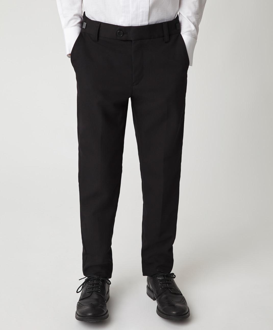Gulliver Черные узкие брюки Gulliver
