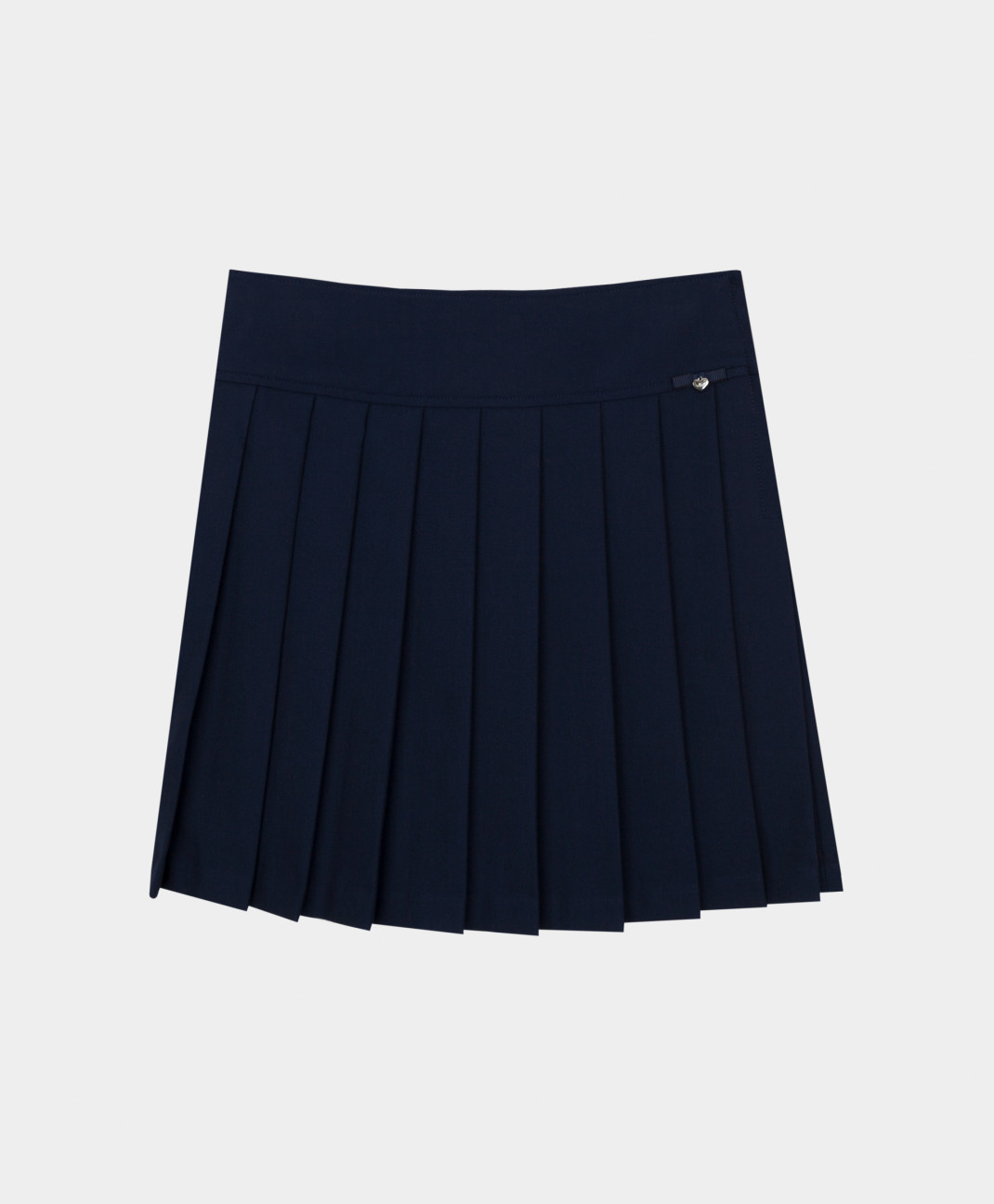 Gulliver Синяя юбка в складку Gulliver юбка в складку