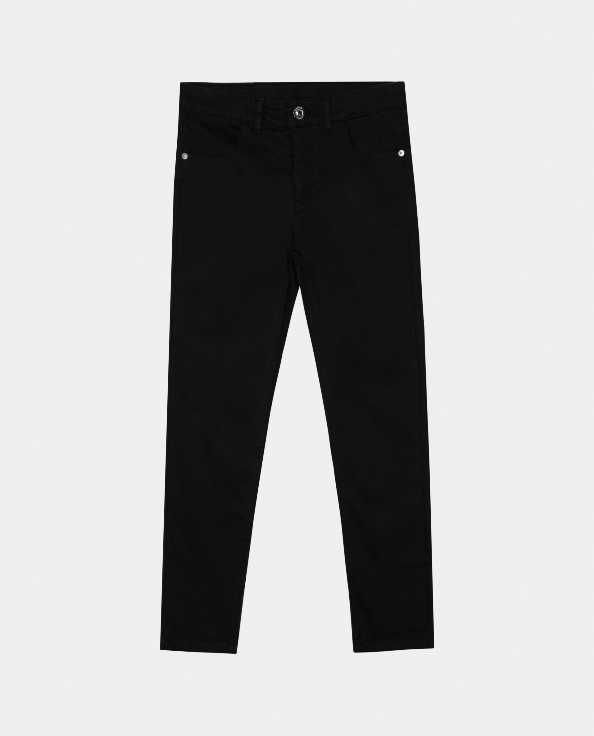 Купить 220GSGC6306, Черные твиловые брюки Gulliver, черный, 140, Твил, Женский, Демисезон, ШКОЛЬНАЯ ФОРМА 2020-2021 (shop: GulliverMarket Gulliver Market)